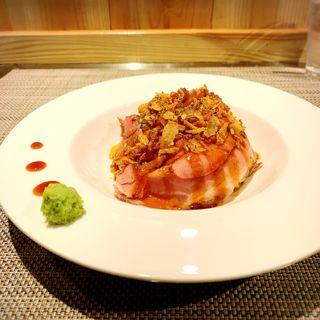 肉丼(成城青果)
