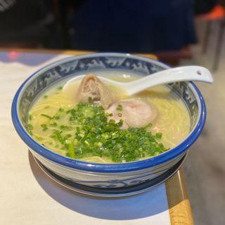 鶏ラーメン(小)(餃子ニュー伏見)