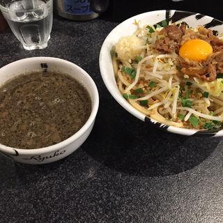 豚つけ麺 〜スタミナンBK〜 (限定)(麺屋とがし 龍冴 )