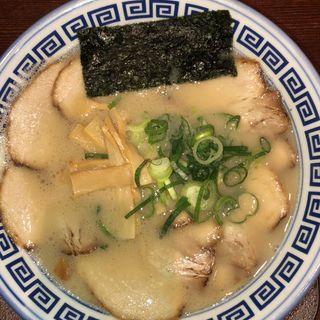 屋台仕込みチャーシュー麺