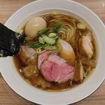 特製醤油ラーメン(麺処 ほん田 秋葉原本店)