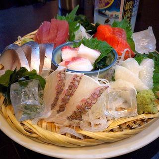 小ざる盛り(魚がし 長町店 )