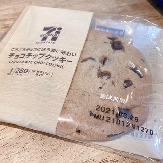 チョコチップクッキー(セブンイレブン 台東浅草橋1丁目店)