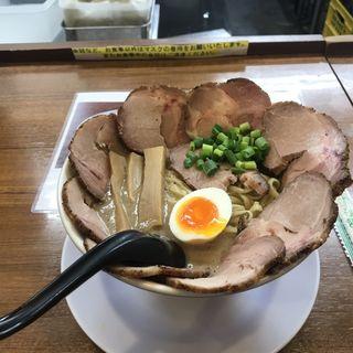 濁とん塩チャーシュー麺
