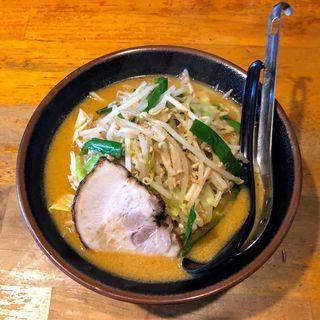 炒メ系味噌ラーメン(麺屋 参壱 )
