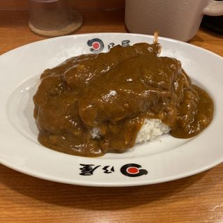 エビフライカレー(日乃屋カレー 神田西口 )
