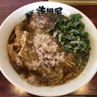 カレーラーメンせあぶら(麺庭寺田屋)