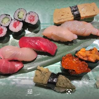 特上寿司(よし寿司 上野店)