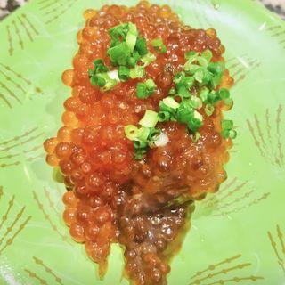 紅鮭筋子醤油漬け(根室花まる KITTE丸の内店 )