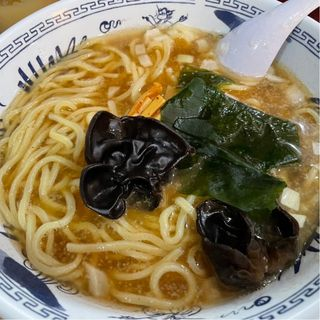醤油ラーメン(ラーメン マキタ)
