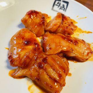 上ミノ 牛(塩ダレ味噌ダレ旨辛味噌)(牛角 秋葉原昭和通り口店 )