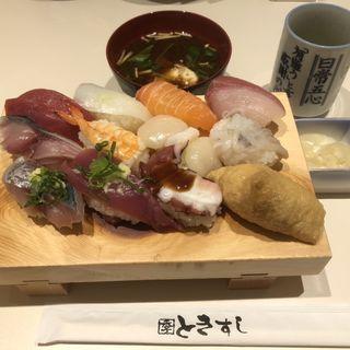 すし焼き(ときすし なんばパークス店)