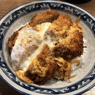 ヒレカツ丼(はしや 馬喰町店)
