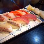 握り寿司 二貫
