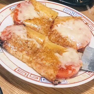 トマトチーズ焼き(お好み たまちゃん 青山店 )