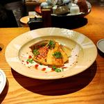 竹の子木の芽醤油焼