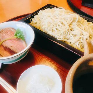 鴨せいろ(さくら庵 (さくらあん))