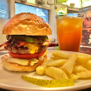 A.B.C. Burger(Reg-On Diner)