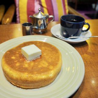 自家製ホットケーキ(チンクエチェント )