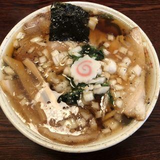 チャーシュー麺(鳥人 )