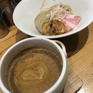小麦の香り濃厚つけ麺