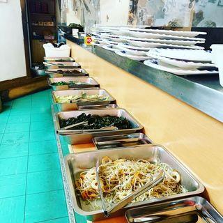 精進料理ビュッフェ(金壷食堂 (金壺食堂 きんつぼしょくどう))