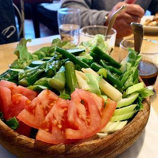 グリーンサラダ(L)(ロージナ茶房 (ロージナサボウ))