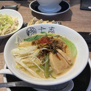 担々麺(七志 とんこつ編 たまプラーザ店)