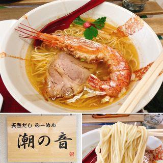 サクラサクえび潮麺