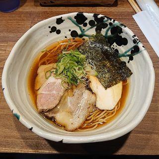 鶏醤油らぁめん(みなみ食堂)