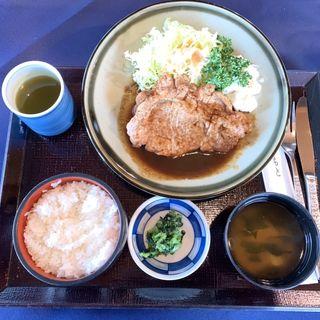豚肉の生姜焼き(西仙台カントリークラブ )