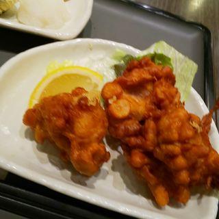 鶏唐揚げ(若鯱家 モゾワンダーシティ店 )