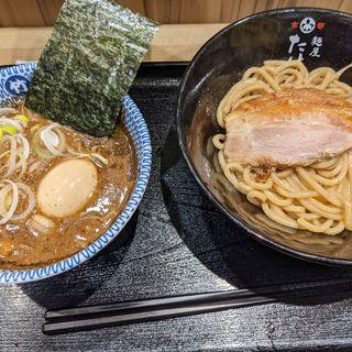濃厚豚骨魚介つけ麺 (小)220g(京都 麺屋たけ井 阪急梅田店 (きょうと めんやたけい))