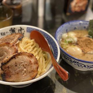 濃厚つけ麺(兼虎 天神店)