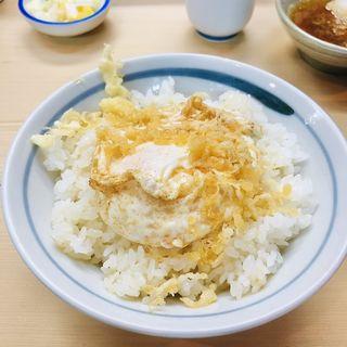玉子ランチ(天すけ (てんすけ))