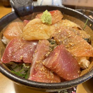 海鮮丼(魚正)