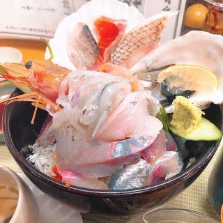 海鮮丼(磯料理 光力 )