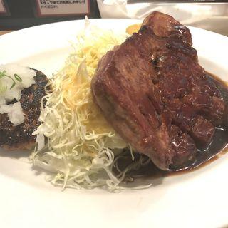 とんとん定食(大阪トンテキ 大阪駅前第2ビル店 (【旧店名】とんとん屋))