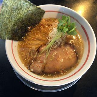 鶏柳辛麺 塩(麺坊ひかり )