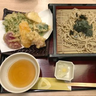 精進天もり(更科堀井 立川店 (さらしなほりい))