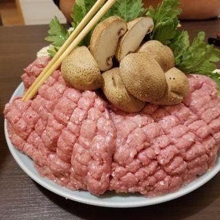 うずら鍋(四季の味 ふじ芳)
