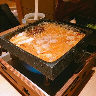 鶏の水炊き(一人前)(鳥彩 銀座数寄屋橋 (トリサイ))
