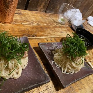 鴨つけ蕎麦(立呑み とだか)