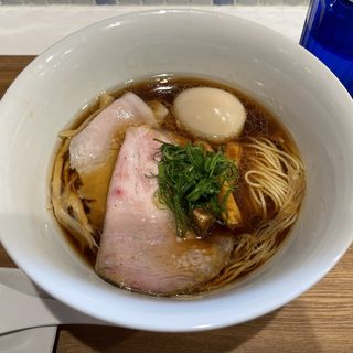芳醇地鶏醤油らぁ麺(IKR51 (アイケーアール51))