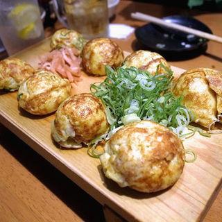 名物 明石焼(はち八 池袋西口店 )