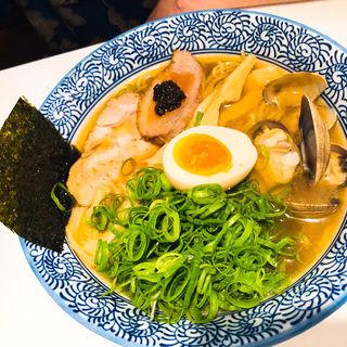 芳醇醤油そば(麺屋 169 )