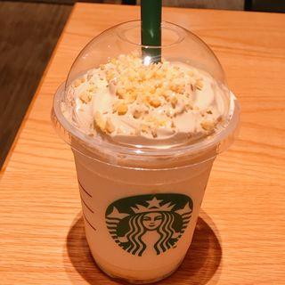 バナナンアーモンドミルクフラペチーノ(スターバックス・コーヒー 銀座マロニエ通り店 (Starbucks Coffee))