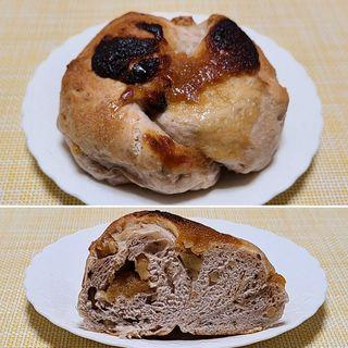 ベーグル味噌ナッツクリチ(ブランジェリーケン)