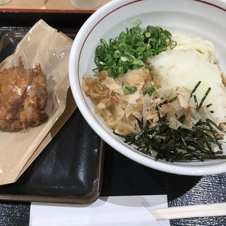 おろしぶっかけ(能古うどん ゆめタウン博多店 (のこうどん))