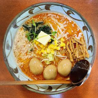 ピリ辛バター(味噌一 中目黒店 (みそいち))